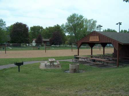 Legion-Park Redwood Falls