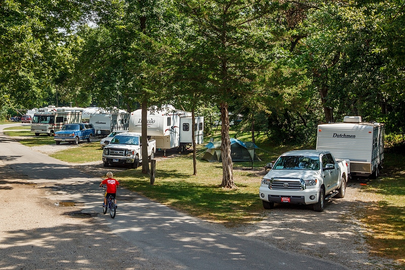 Ramsey Park Campground