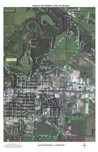 Bike Trail Map