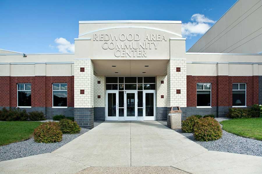 Redwood Area Community Center Redwod Falls Mn Racc